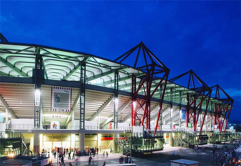 OLYMPIACOS NEW FOOTBALL STADIUM